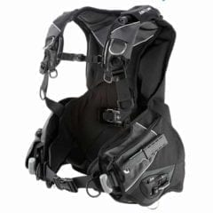 BCD Rear Inflation, Jacket Style and Travel BCD's