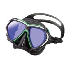TUSA Paragon Dive Mask Energy Green