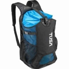 TUSA Mesh Backpack with Dry Bag