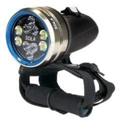 SOLA Dive 2000 SF light