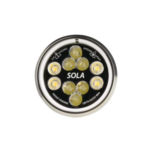 SOLA Video 2500SF COMBO w/Battery front