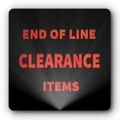 Clearance Dive Gear