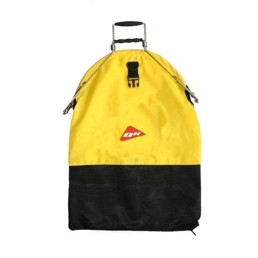 ocean-hunter-spring-loaded-catch-bag-yellow-front