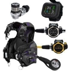 Aqualung Women's Soul Scuba Package