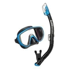 TUSA-Sport-Serene-Adult-Combo-fistail-blue-womens-snorkelling-set
