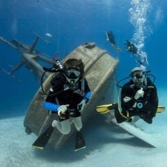 PADI Advanced Openwater Diver Course