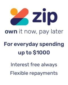 Zip Pay for Scuba Diving and Snorkelling Gear