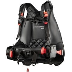 atomic aquatics BC2 series BCD