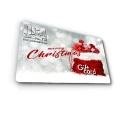 Christmas Gift Card Give the Christmas Gift You Kow That They Will LOVE