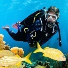 Custom Scuba Diving Gear Package