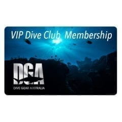 DGA Dive Club Membership