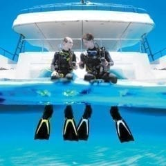 travel scuba gear
