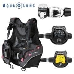 Aqualung Pearl Women's Scuba Package