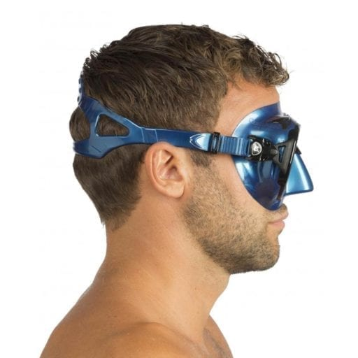 Cressi-Air-Crystal-Mask-Blue-Nery