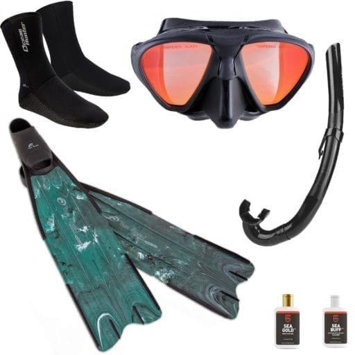 Rob Allen Spearfishing Starter Package