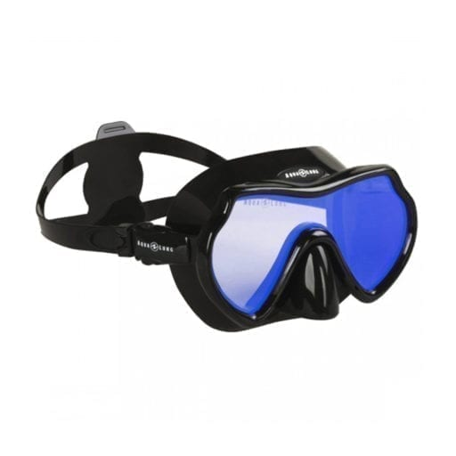 Aqua Lung Mistique DS Diving Mask purple mirror