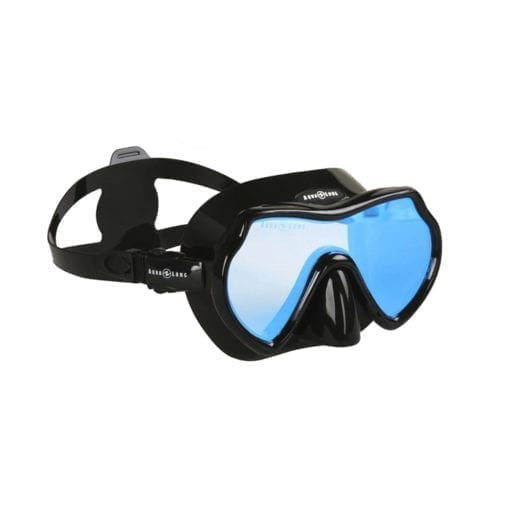 Aqua Lung Mistique DS Mask Blue Mirror