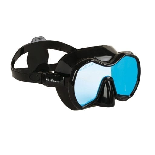 Aqua Lung Profile DS Mask Blue Mirror