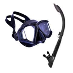 Apollo SV4-Pro Mask Snorkel Set