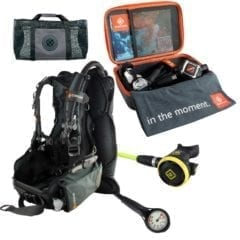 OceanPro Corsair F400 Scuba Package