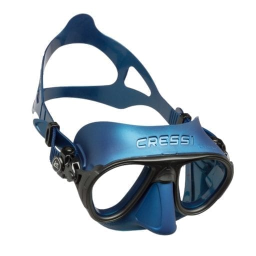 Cressi Calibro Mask Blue Nery
