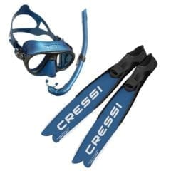 Impulse Blue Nery Freediving Package