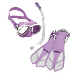 Cressi-Marea-Junior-Snorkelling-Package-pink-girls