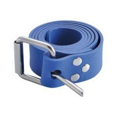 Marseillaise Rubber Weight Belt Blue