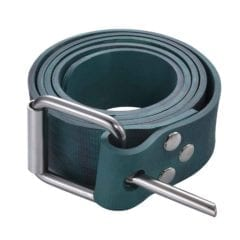 Cressi-Marseillaise-Rubber-Weight-Belt-Green