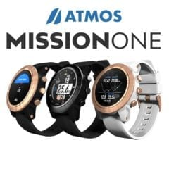 Atmos Mission One Dive Computer