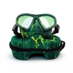 HuntMaster-HARBINGER-Camo-Diving-Mask-Green