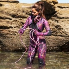 Women's Freediving Wetsuits
