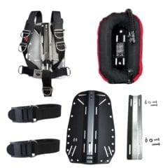 Hollis S38 Travel Tech Package