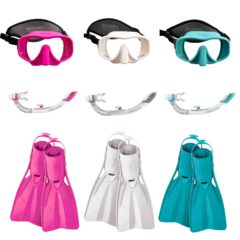 Oceanic-Shadow-Mask-Snorkel-&-Fins-Packages